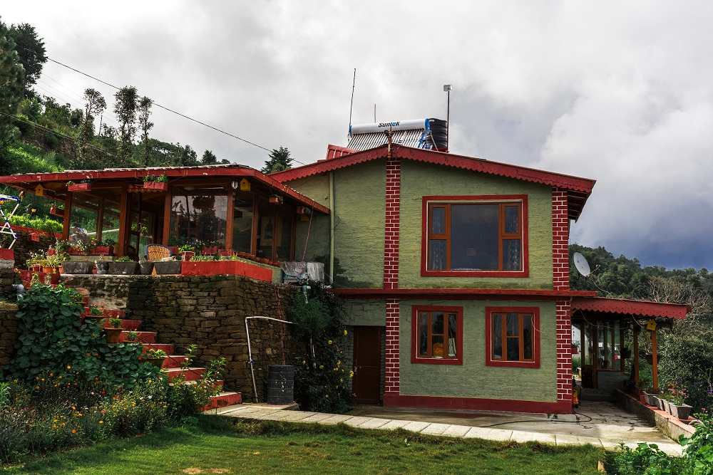 Homestay Panchachuli House Heaven at Hill